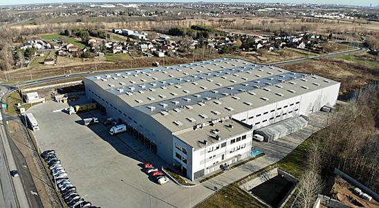 Centrum Logistyczne Moszna-Parcela