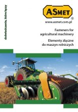 Elementy złączne do maszyn rolniczych